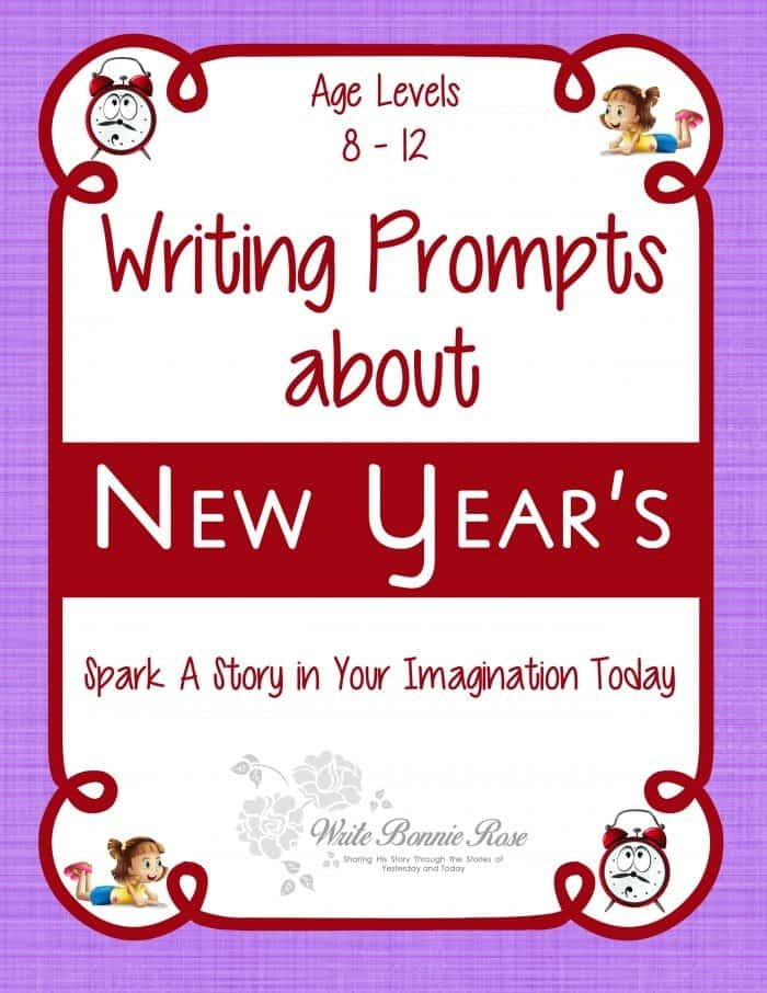 Writing Prompts About New Year's