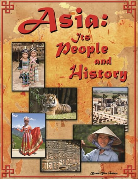 FREE Asia Unit Study