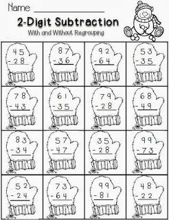 math worksheet : free winter math printables : Fun Christmas Math Worksheets