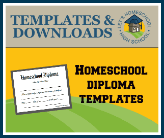 Homeschool-Diploma-Templates