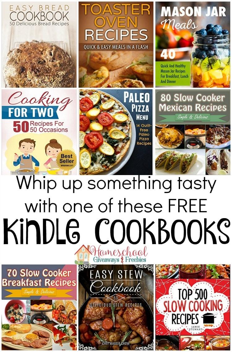 Kindle Cookbooks