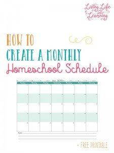 MonthlyHSSchedule