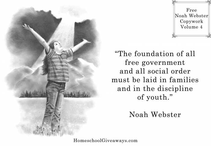 Noah Webster and Youth