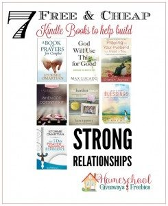 Books to help build strong relationships