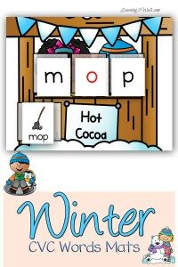 Winter-CVC-WORDS-WORKSHEETS-MATS-PIN