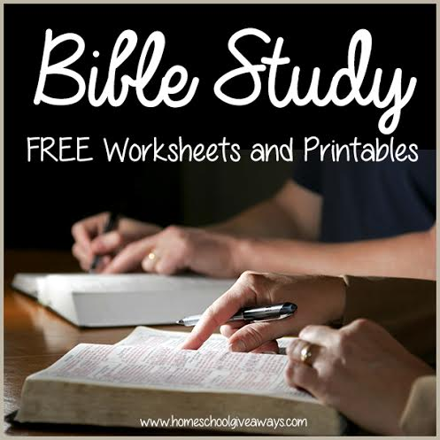 Free bible study lessons for adults pdf