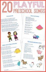 preschoolsongs