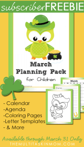 March-Planning-Pack-for-Children-is-Available-for-FREE-through-March-31