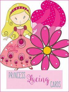 PrincessLacingCards