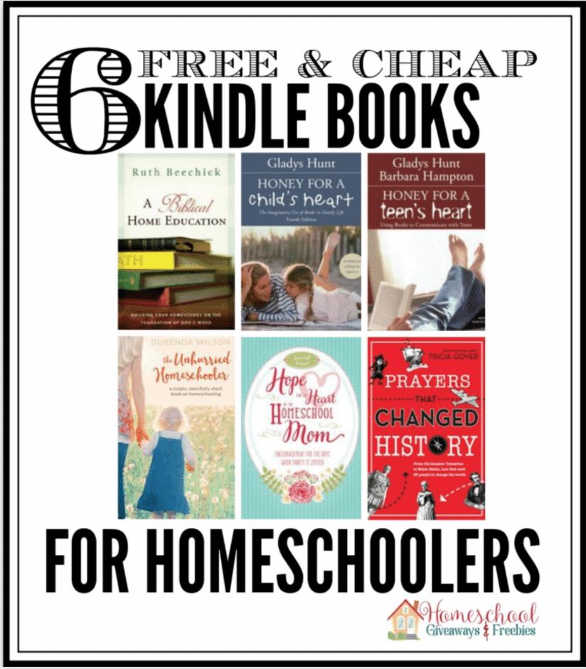 Kindle-for-Homeschoolers