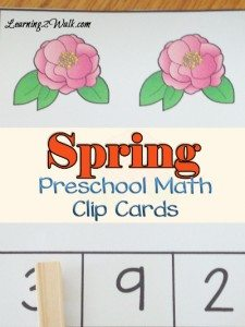 spring-preschool-activities-math-clip-cards