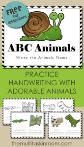ABC-Animals-Name-the-Animal-and-Practice-Handwriting