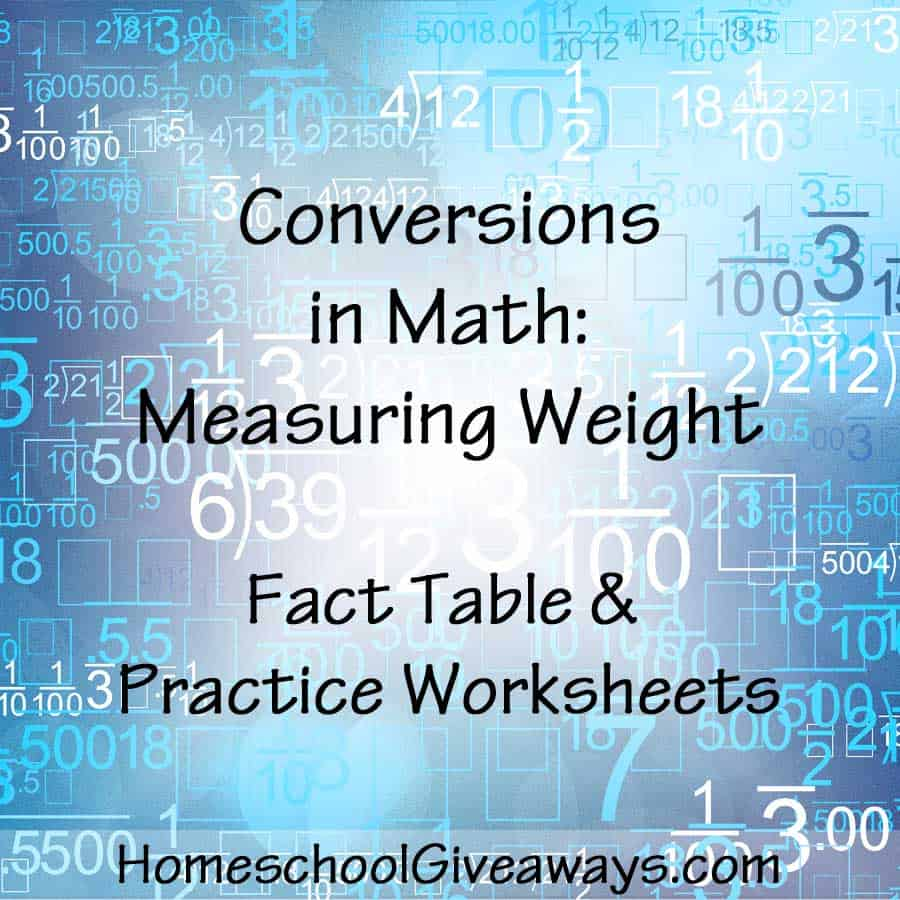 Conversions-in-Math-Measuring-Weight