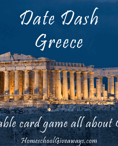 Date Dash Greece