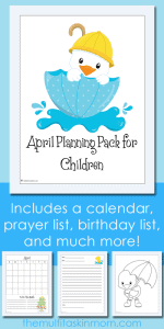 The-April-Planning-Pack-for-Children-Updated-for-2016