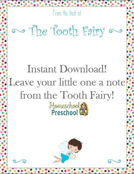 Cute Notes From The Tooth Fairy