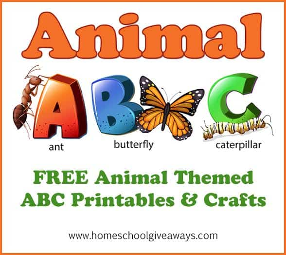 Free animal themed abc printables and crafts these animal themed abc printables are perfect for helping your preschoolers learn their abcs they will also look adorable hanging up in a school room ibookread PDF