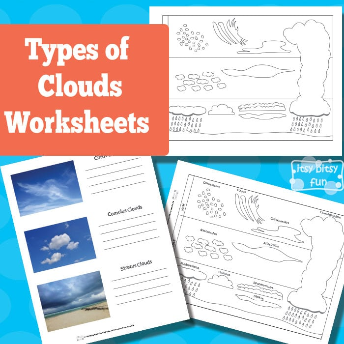 Prime Free Printable Types Of Clouds Worksheets Homeschool Giveaways Wiring Digital Resources Sulfshebarightsorg