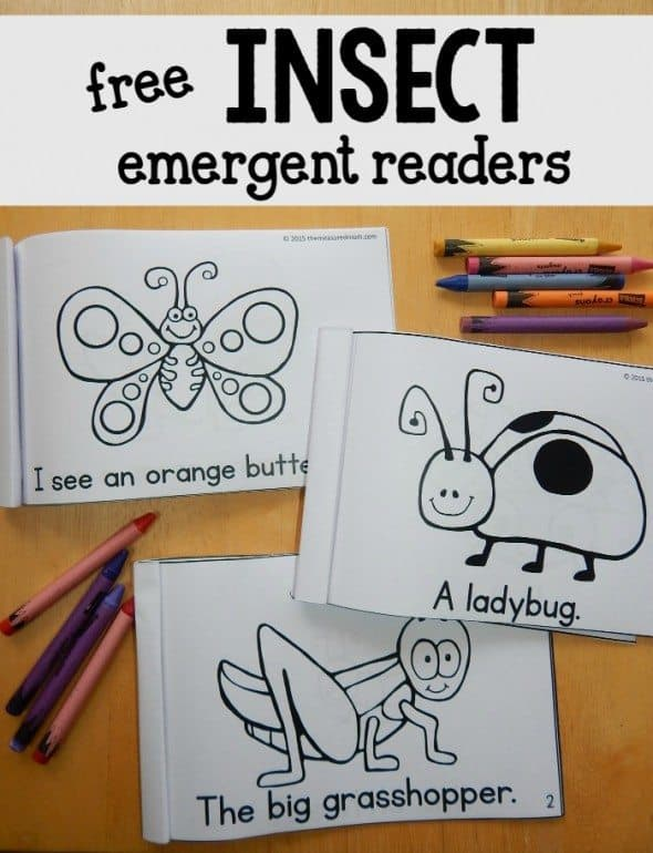 It is a photo of Canny Printable Emergent Reader Books