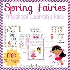 04.17 Spring Fairies Print