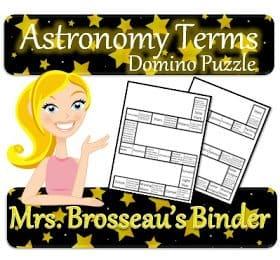 astronomy vocabulary - photo #32