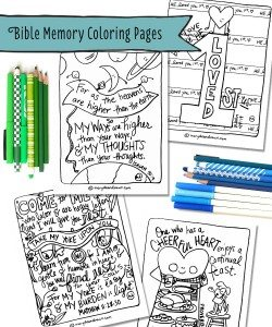 Bible-Memory-Coloring-Pages-Image