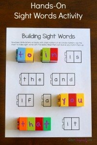 Building-Sight-Words-Activity1