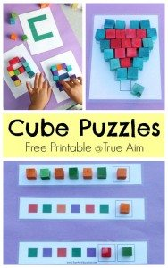 Cube-Puzzle-Printable