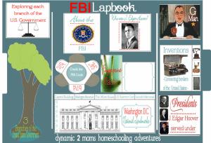 FBIlapbook
