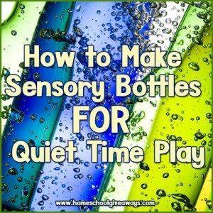sensorybottles