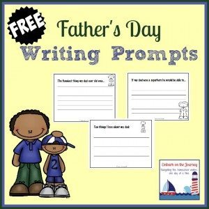 05.29 Father's Day Writing
