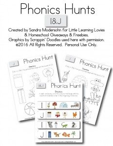 Phonics Hunt I And J-01