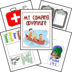 camping_lapbook_complete