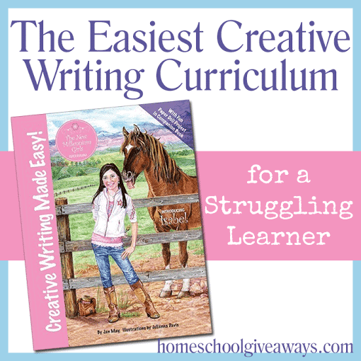 Creative writing curriculum
