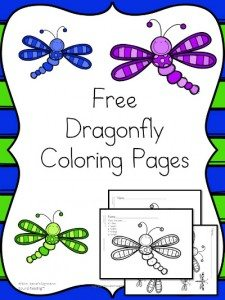 dragonfly-coloring-pages