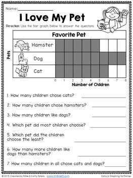 FREE Printable Data and Graphing Worksheets - Homeschool ...
