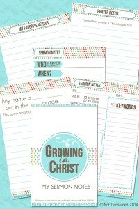 growinginchrist