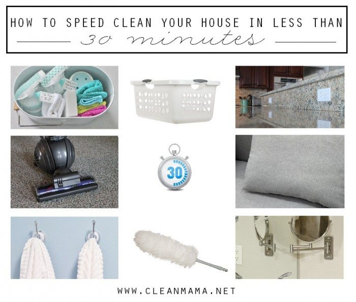 How-to-Speed-Clean-Your-House-in-Less-than-30-Minutes-via-Clean-Mama-1-1
