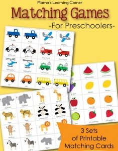 Matching-Games-for-Preschoolers