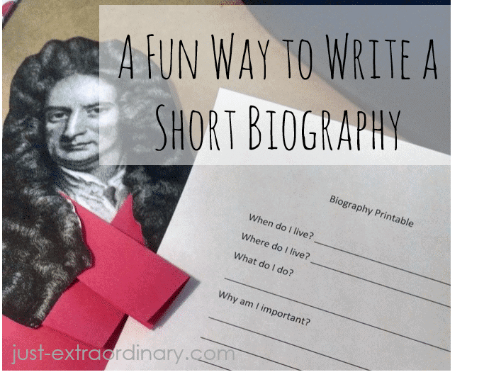how to write a short autobiography A short bio can be used for a variety of purposes, and should include current and past professional achievements.