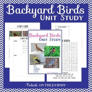 Backyard Birds Unit IG