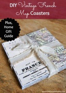 DIY-vintage-french-map-coasters-4