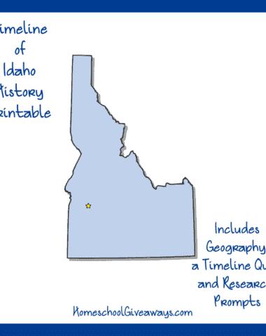 Idaho Becomes a State