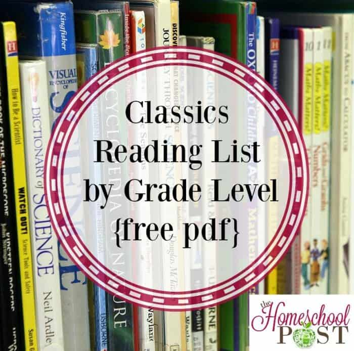 classics-list-by-grade-level