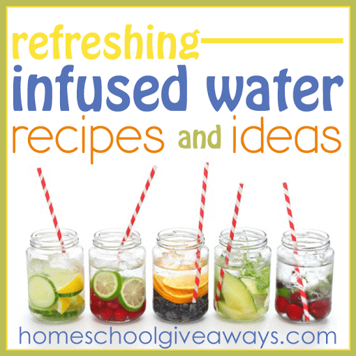 Refreshing Infused Water Recipes And Ideas