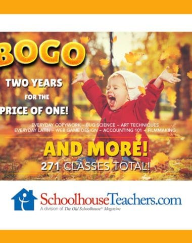 Schoolhouse Teachers BOGO