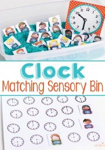 clock-matching-pin