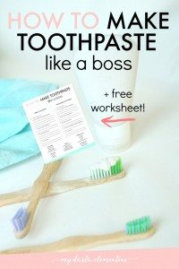 how-to-make-toothpaste-like-a-boss-free-worksheet