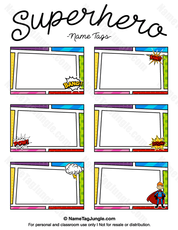 It is a graphic of Breathtaking Free Printable Name Tags