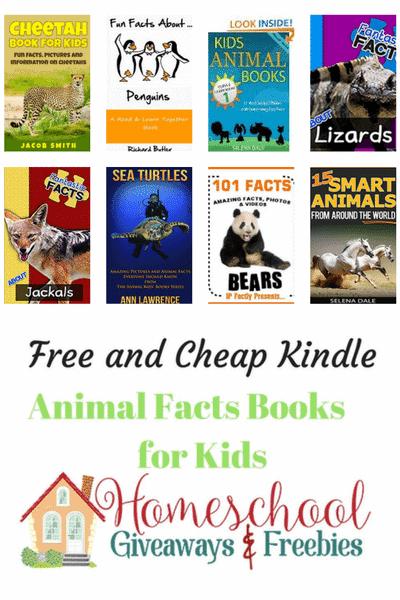 Free and Cheap Kindle Booksanimalfacts